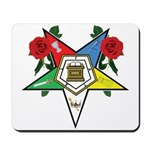 OES Roses for sisters Mousepad