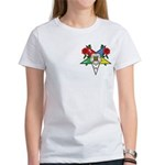 OES Roses for sisters Women's T-Shirt
