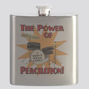 Drum Power Flask