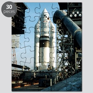 Energia M launcher on pad Puzzle