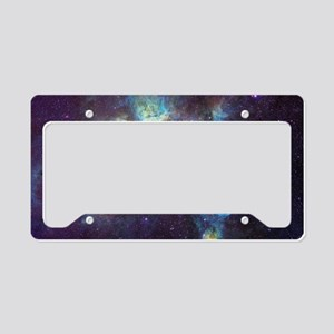 Eta Carinae Nebula License Plate Holder