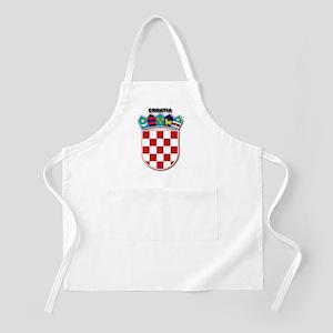 Croatia BBQ Apron