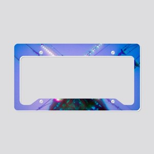 Electricity power pylon License Plate Holder