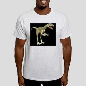 Compsognathus dinosaur Light T-Shirt