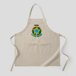 Brazil BBQ Apron
