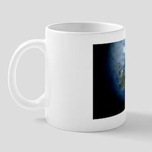 Earth from space Mug