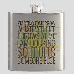 Ducking Flask