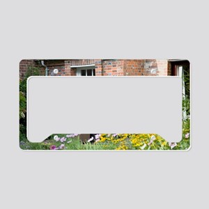 Domestic Waste Collection bin License Plate Holder