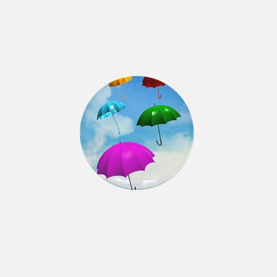 Climate change Mini Button