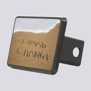 Climate change, conceptual Rectangular Hitch Cover