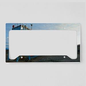 Diamond mine License Plate Holder