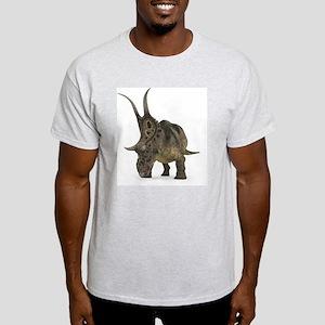 Diabloceratops dinosaur Light T-Shirt