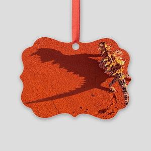 Desert adapted Thorny Devil Austr Picture Ornament