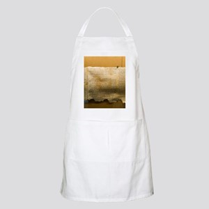 Dead Sea scroll Apron