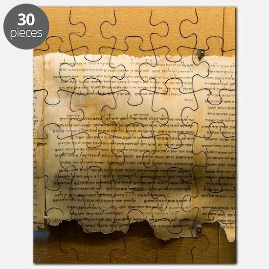 Dead Sea scroll Puzzle