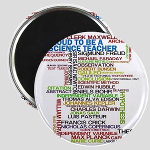 Proud Science Teacher Magnet