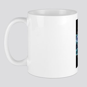 Cell membrane, artwork Mug