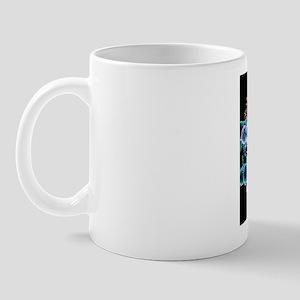 Cell membrane, artwork Mug