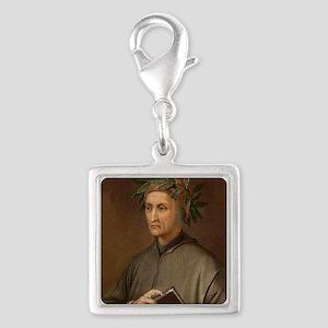 Dante Alighieri poet wrote Di Silver Square Charm