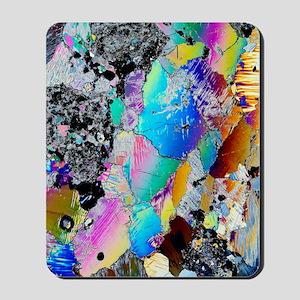Carnallite rock salt Mousepad