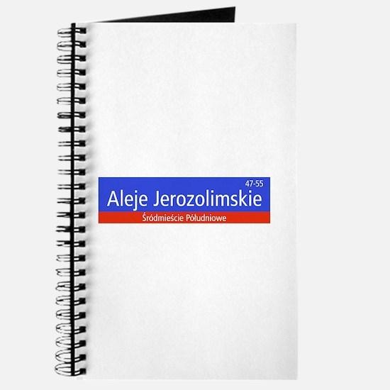 Aleje Jerozolimskie, Warsaw (PL) Journal