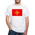 Languedoc White T-Shirt