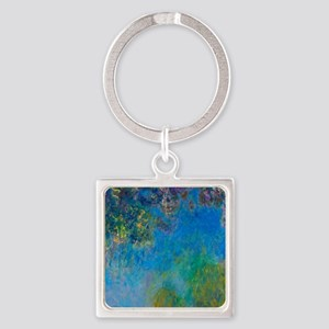 SHOWER Square Keychain