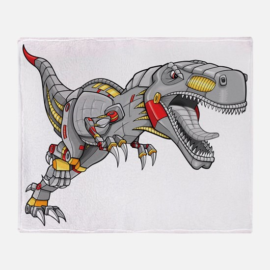 Dinosaur Robot Throw Blankets Dinosaur Robot Fleece Blankets Enchanting Dinosaur Throw Blanket