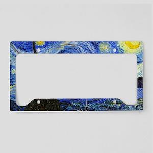 large_serving License Plate Holder