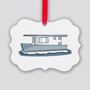 Shasta Lake Yacht Club Picture Ornament