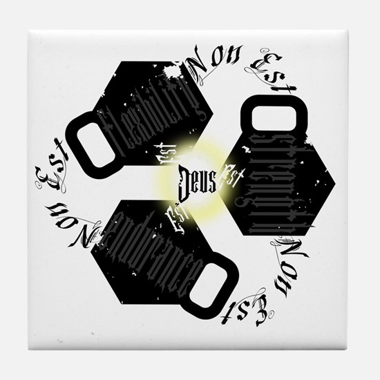 Trinity Logo Tile Coaster
