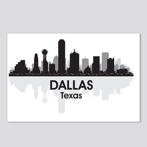 Dallas Postcards (Package of 8)
