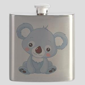 Baby Koala Flask