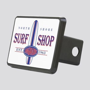 North Shore Surf Shop Rectangular Hitch Cover