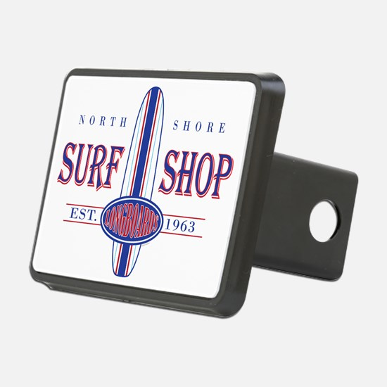 North Shore Surf Shop Hitch Cover