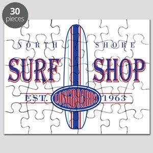 North Shore Surf Shop Puzzle
