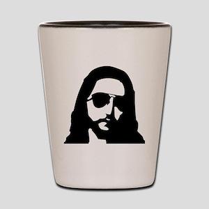 Sexy Jesus Shot Glass