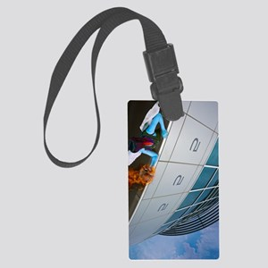 The Gift of Fire Large Luggage Tag