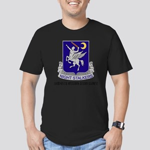 DUI - 160th Special Op Men's Fitted T-Shirt (dark)