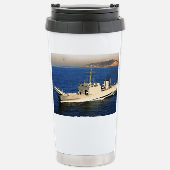 uss la moure county large frame Stainless Steel Tr