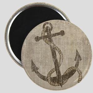 Vintage Anchor Magnet