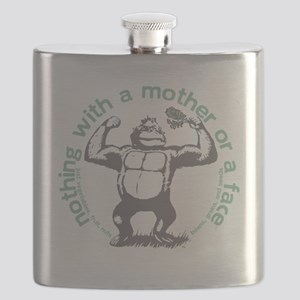 Nothing with a mother or a face official log Flask