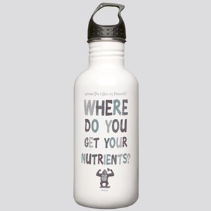 NEW Where do you get y Stainless Water Bottle 1.0L