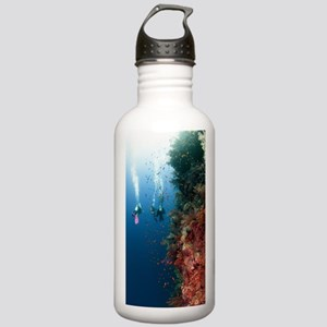 Coral Reef Red Sea, Ra Stainless Water Bottle 1.0L