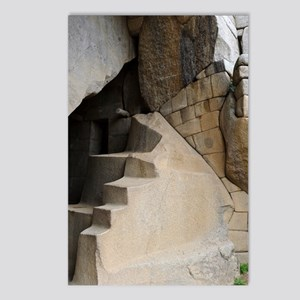 Condor temple, Machu Picc Postcards (Package of 8)