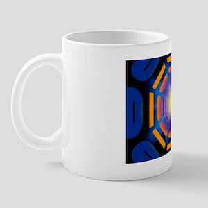 Computer science, conceptual image Mug