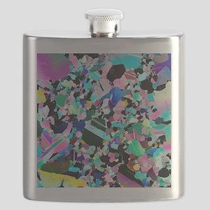 Bischofite rock salt Flask