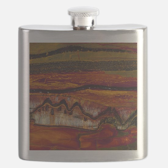 Banded iron formation Flask