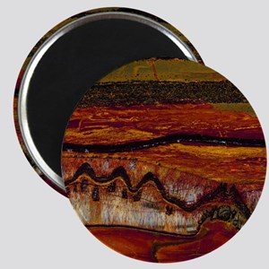 Banded iron formation Magnet