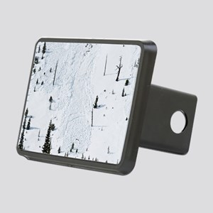Avalanche Rectangular Hitch Cover